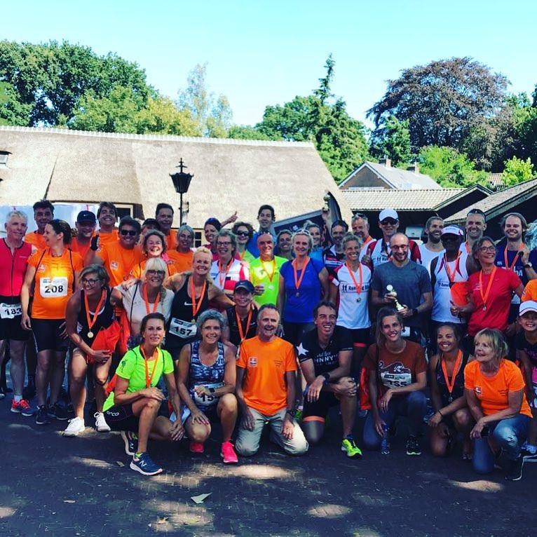 RUN SWIM BIKE... Sportbank.nu organizes Triatlon, proceeds € 1.728! Big Thanks!