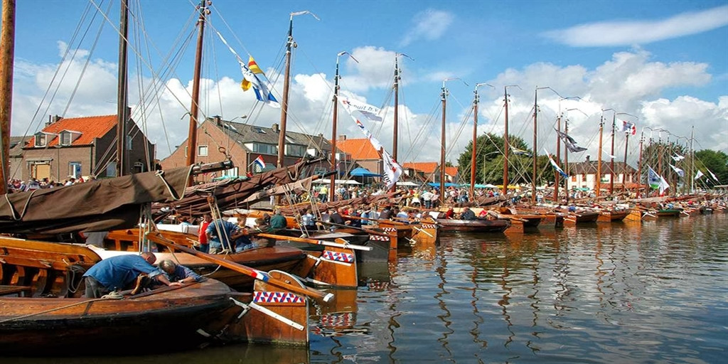 Fisherman's Day in Harderwijk for Sytske Foundation, Total proceeds: € 450! THANKS!